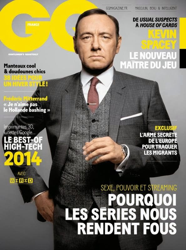gq magazine cover template - 17 best images about kevin spacey on pinterest house of