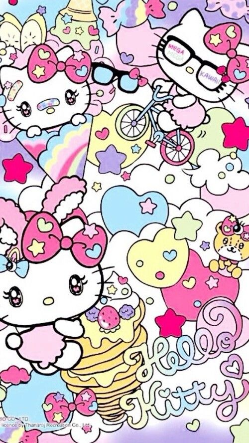 Sweet Hello Kitty (*^◯^*)                                                       …