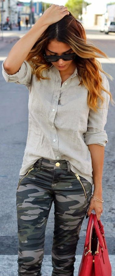 Camp Pants | PIN Blogger