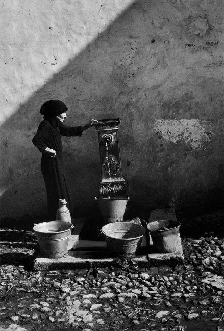 Ferdinando Scianna - Italy, Sicily, Bagheria, 1961