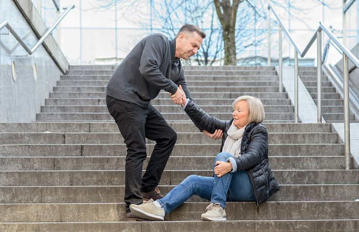 PREVENTING FALLS - Balance declines with age, but you can take steps now to avoid an injury.