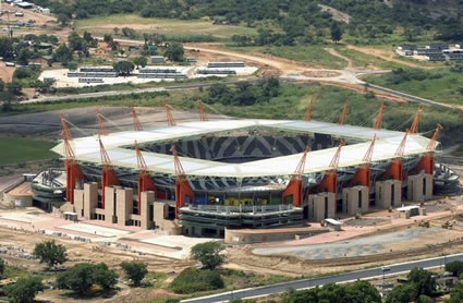 Mbombela Stadium Nelspruit South Africa