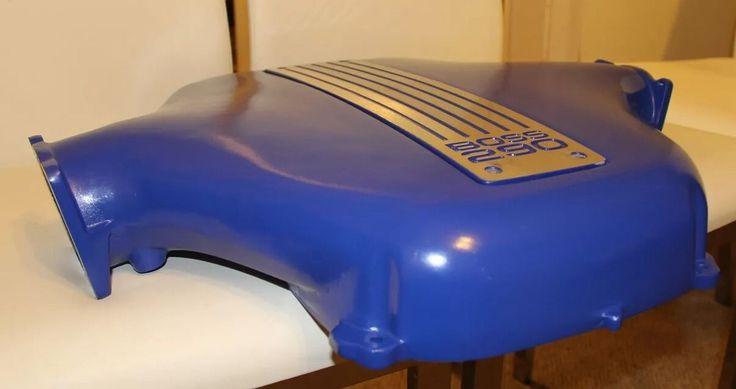 Ford FPV Inlet Manifold Plenum Twin Entry Boss 260 290 315 BA BF FG XR8 GT GTP | eBay