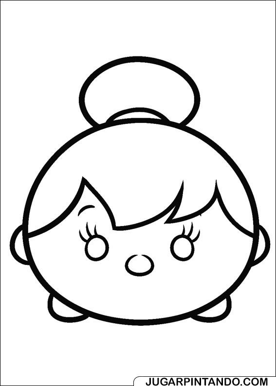 Tsum tsum 6 567 794 cuadernos pinterest for Tsum tsum coloring pages