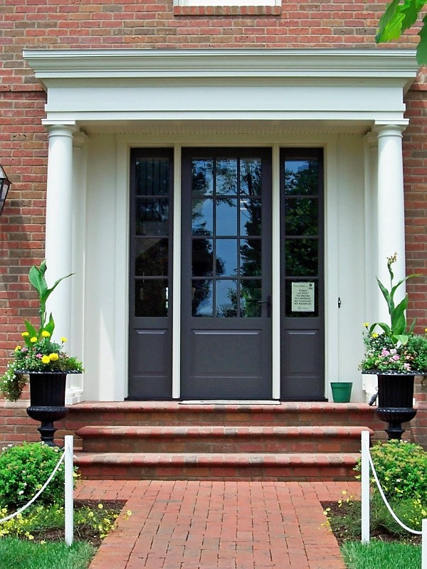 91 Best Front Step Ideas Images On Pinterest Bricks Brick And