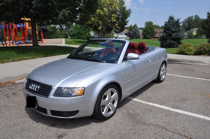 Cars for Sale: Used 2006 Audi A4 3.0 for sale in Broomfield, CO 80020: Convertible Details - 461681012 - Autotrader