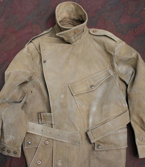 Rag bone Dispatch Rider Coat in Gray for Men Lyst