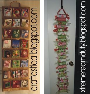 ideas for making crafts 25 best ideas about advent calendars on 4742