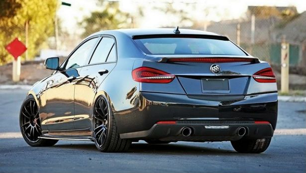 2015 Buick Grand National specs and price