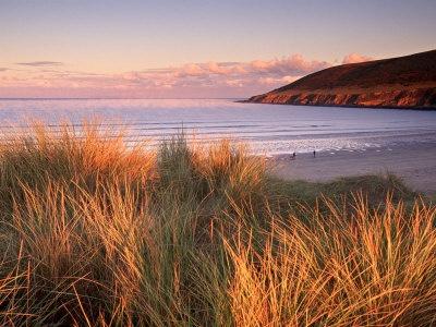 Croyde Beach, North Devon coast, England