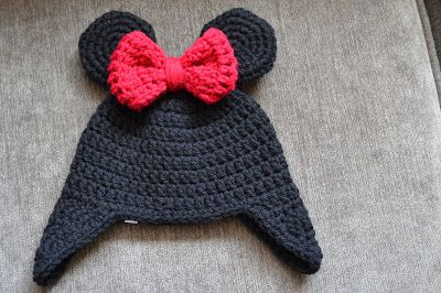 Free Crochet Pattern Minnie Mouse Shoes : 17 Best images about Crochet Mickey & Minnie Mouse on ...