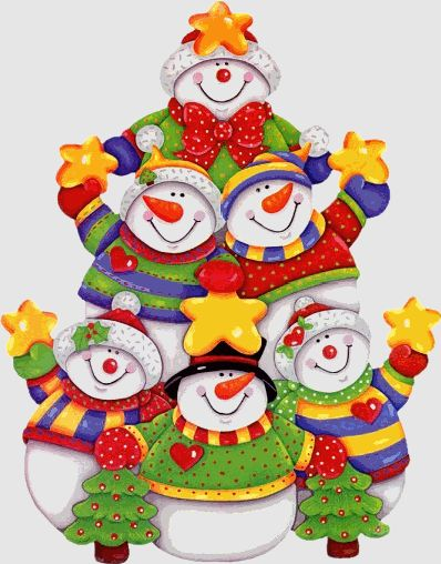 clipart this is a great place to get cute snowmen for next years cards