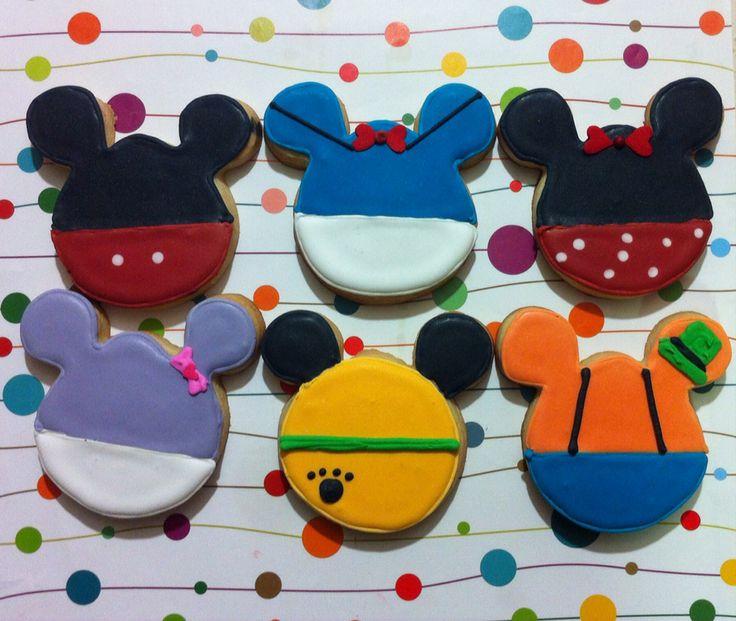 Familia Mickey