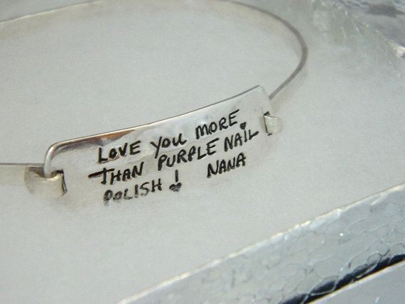 Wedding Gift Sister How Much : Unbelievable how much love is in this bracelet! A wedding gift that I ...