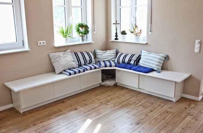 25 b sta id erna om eckbank selber bauen p pinterest. Black Bedroom Furniture Sets. Home Design Ideas