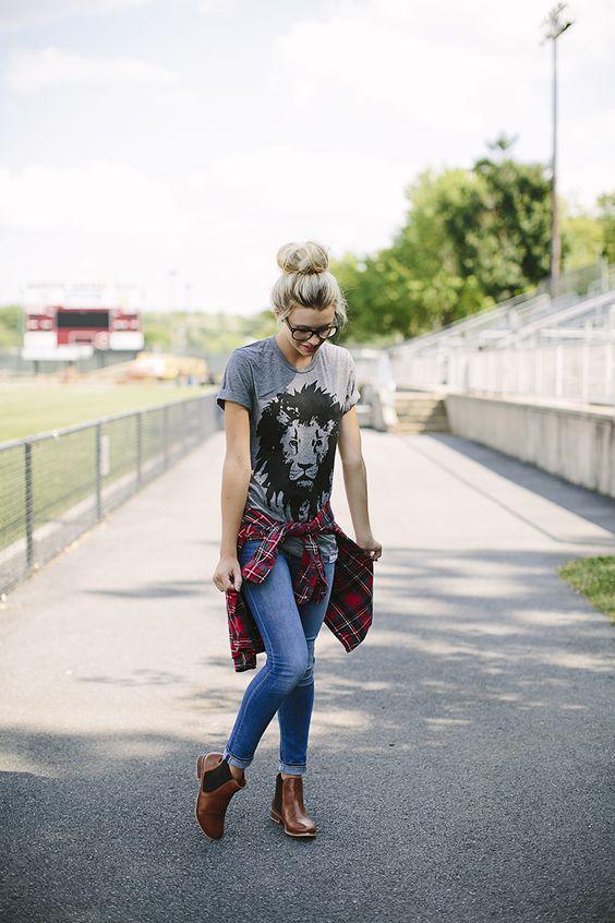 """A veces confundimos y creemos que lo """"vintage"""" es sinónimo de aburrido y anticuado, pero para nada es así y hoy te lo quiero comprobar con estos outfits… Todas estas ideas que a continuación te mostraré las puedes aplicar en ti para ir a la prepa o universidad y verte con muchísimo estilo en tu …"""