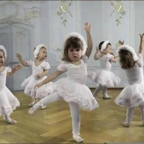 """When I Grow Up ~ When we grow up we want to perform """"Swan Lake"""""""