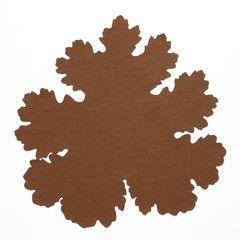 Autumn Laser Cut Placemat