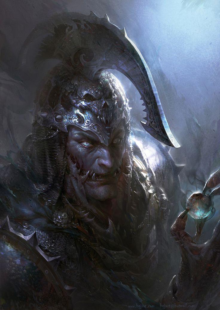 Guangjian Huang – Cursed King