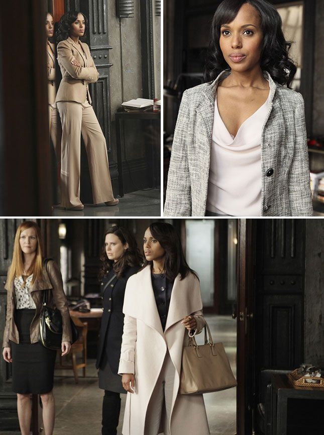 Now you can dress like Scandal's Olivia Pope!