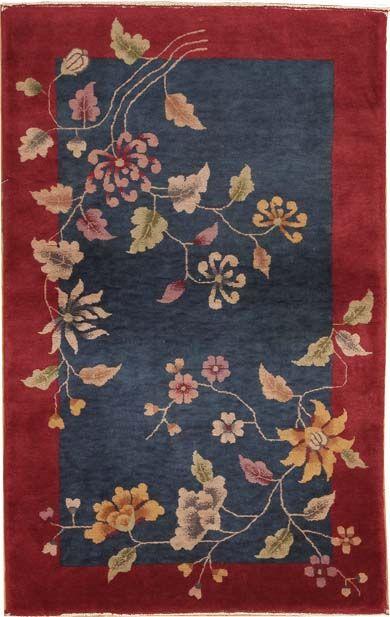 Antique Art Deco Chinese Rug #7595  http://nazmiyalantiquerugs.com/antique-rugs/chinese/