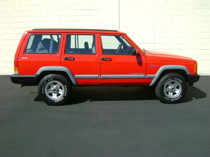 Car brand auctioned:Jeep Cherokee 4X4 4WD AWD 1998 Car model jeep cherokee sport 4 x 4 5 spd rare manual accident free non smoke no reserve