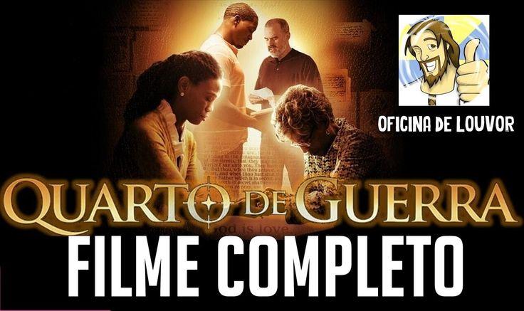 QUARTO DE GUERRA    FILME GOSPEL COMPLETO     DUBLADO