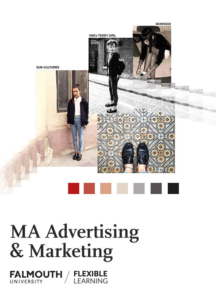Study at the UK's No.1 Arts University from home. Discover how our MA in Advertising & Marketing can enhance your career.