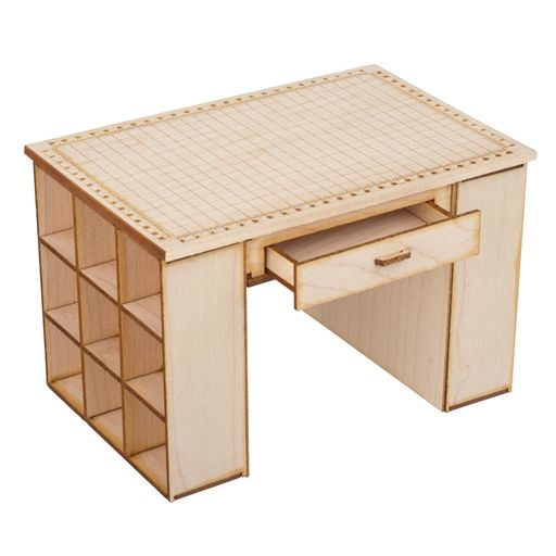 Fabric Cutting Table Kit | Free Shipping over $225 @ miniatures.com
