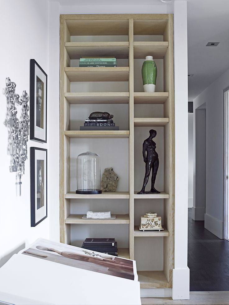 Built-in bookcase | Piet Boon Styling by Karin Meyn | Green Accents
