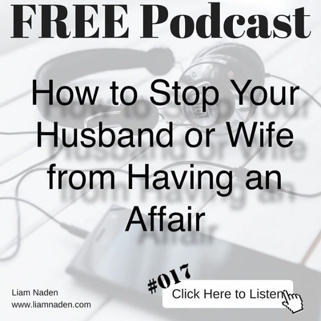 How to stop your husband from having an affair