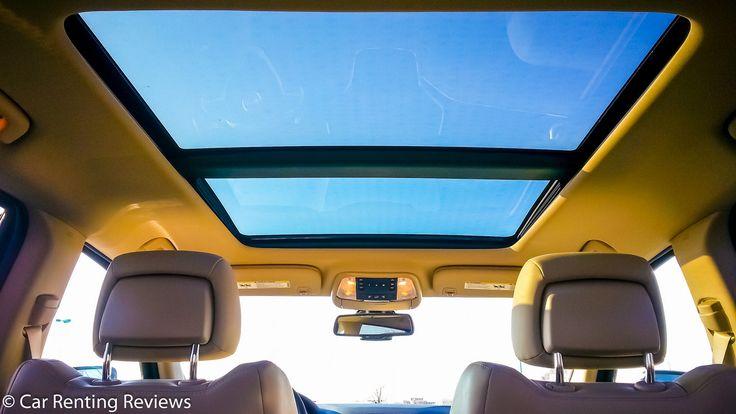 @Jeep  grand cherokee 2014 dual pane panoramic sunroof