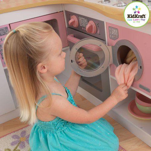 KidKraft Corner Kitchen - Cool Kitchen Gifts
