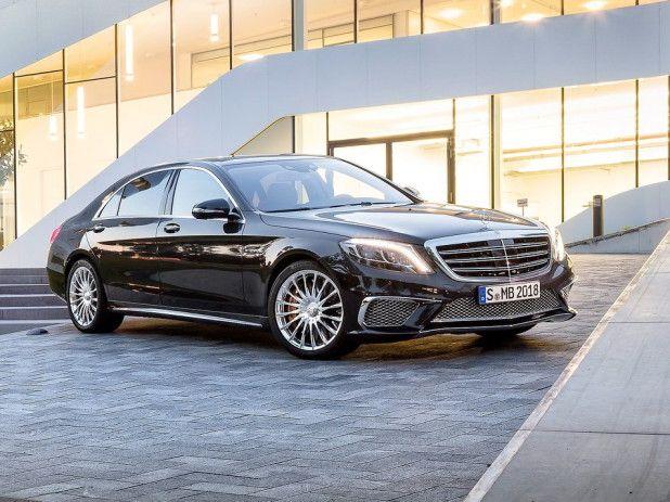 Mercedes-Benz S-Class S600 & S65 Driven