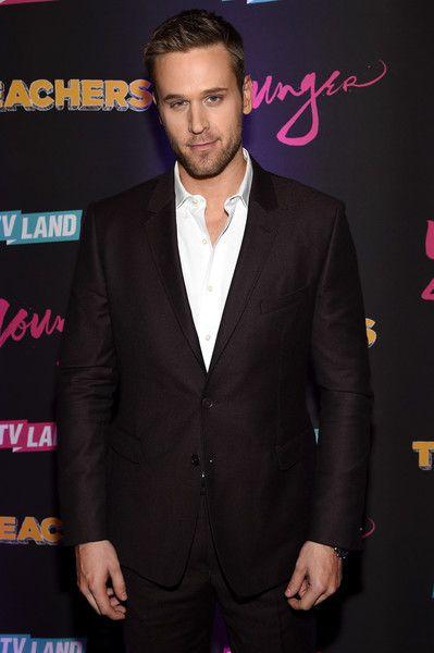 Dan Amboyer attends the 'Younger' Season 2 Premiere