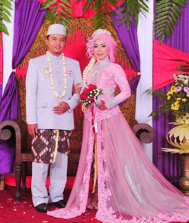 Wedding mb Mei.. * Make up & hijab do by apriliayudha89