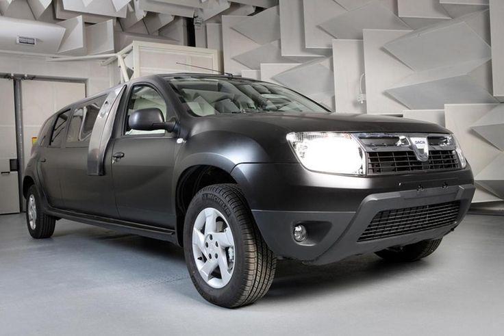 Лимузин из Dacia Duster