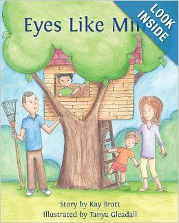 Eyes Like Mine: Kay Bratt, Tanya Gleadall: 9781490372174: Amazon.com: Books