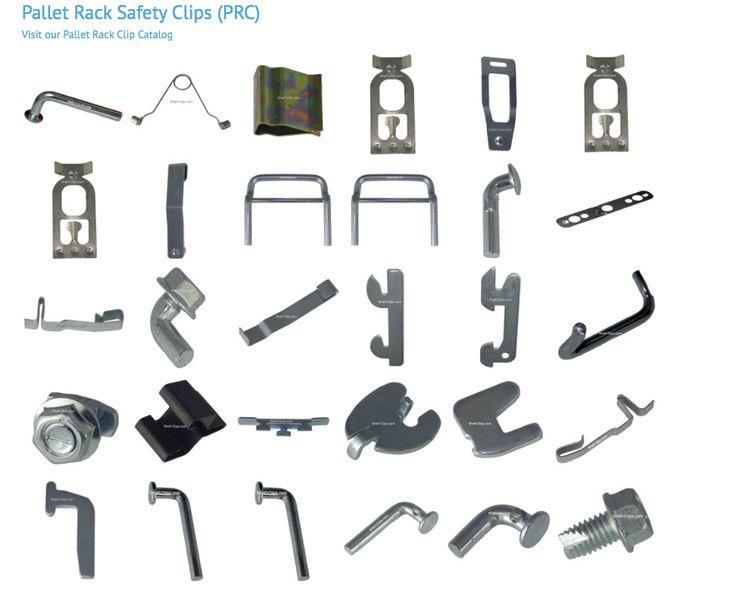 Shelf-Clips.com pallet rack and shelving clip identifier ...