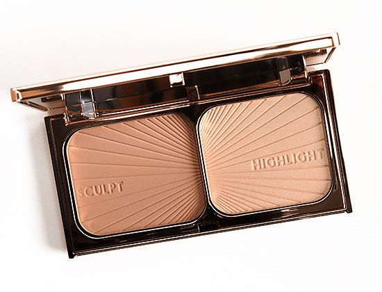 Charlotte Tilbury Filmstar Bronze & Glow - REAL makeup created by a famous makeup artist not by a designer brand