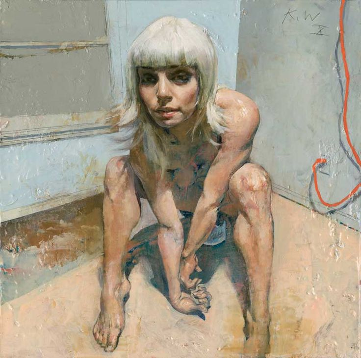 Kent Williams - Blonde Natalia