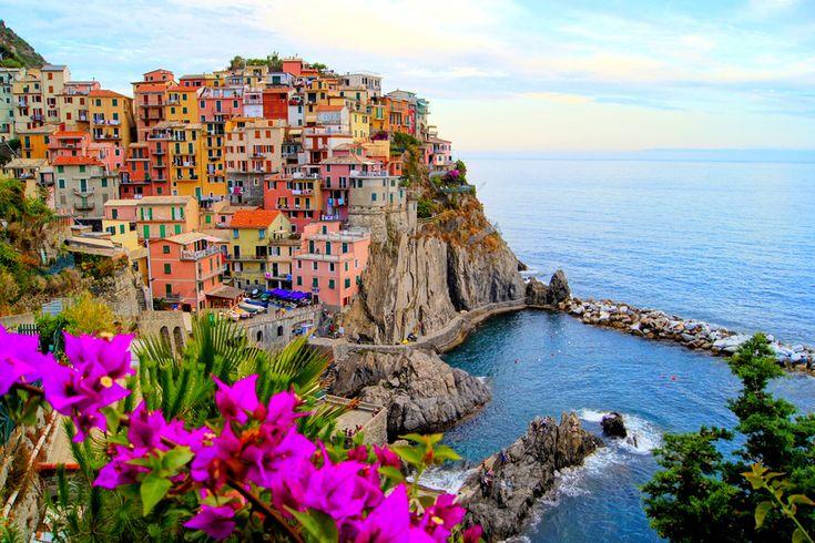 Manarola, Italy | Around The World In 20 Summer Pictures