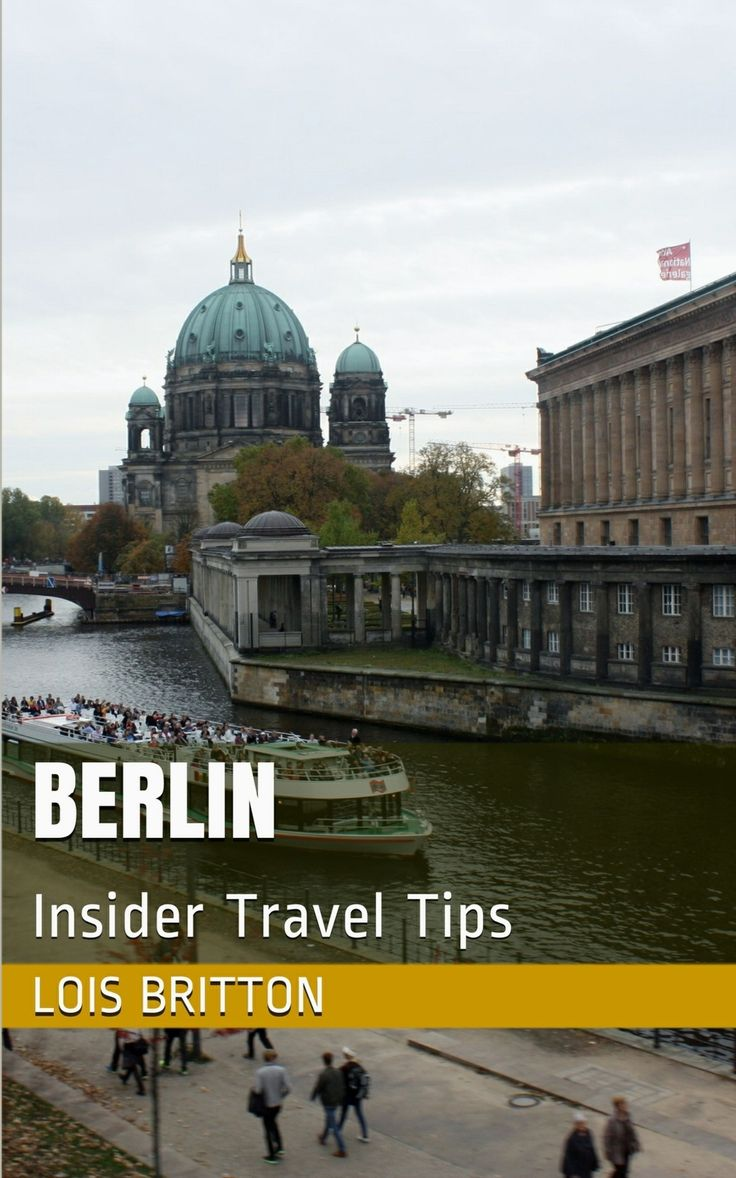 Berlin: Insider Travel Tips is a personal collection of recommendations, a Berlin travel guide written based on personal experience and many trips!