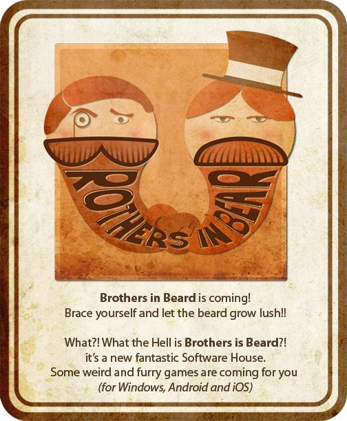 Brothers in Beard official website