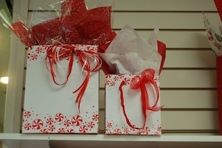 Peppermint party bags