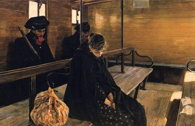 Joaquin Sorolla, Otra Margarita, 1892, Washington University Gallery of Art