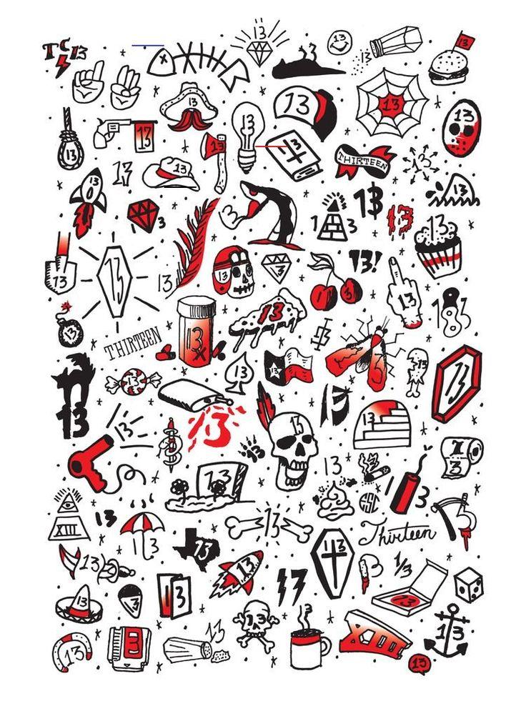 45++ Stunning Friday the 13th flash tattoos denver image HD