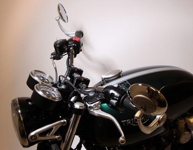 THRUXTON-UMBAU BY ABM - Motorradzubehör direkt vom Hersteller ABM