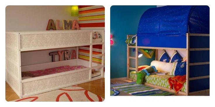 As 25 melhores ideias de camas infantiles ikea no - Ikea mueble infantil ...