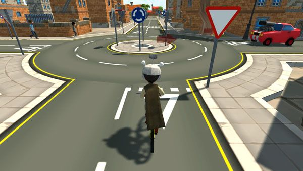 Heimdal: Juego interactivo para trabajar la educación vial